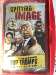 Top Trumps Specials- Spitting Image Limited Edition