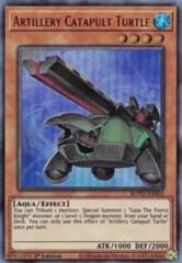 Artillery Catapult Turtle - ROTD-EN003 - Ultra Rare - 1st Edition