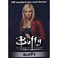 Dragon Shield Sleeves: Art Classic Buffy(Box Of 100)