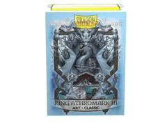 Dragon Shield Sleeves: Art Classic King Athromark III Coat-of-Arms (100 Standard Size)