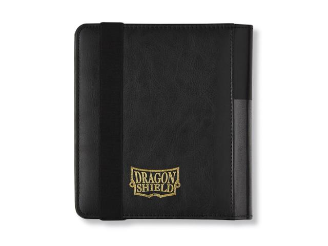 Dragon Shield: Card Codex 80 Portfolio - Black
