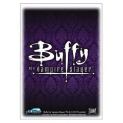 Dragon Shield Sleeves: Art Classic Buffy Crest (Box Of 100)