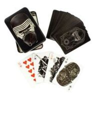 Starwars Episode 9 Playing Cards Icons