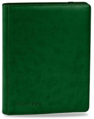 Premium 9-Pocket Green PRO-Binder
