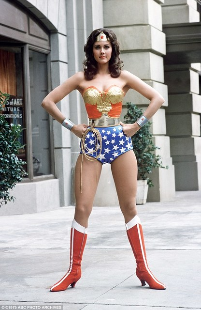 Or Pos 129 -  Wonder Woman Linda Carter