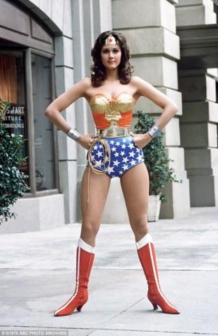 Or Pos 129 -  Wonder Woman Linda Carter