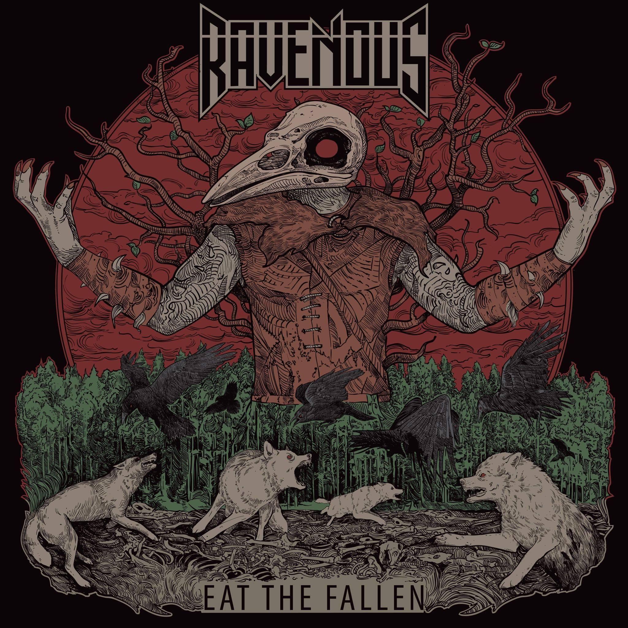 Ravenous - Eat the Fallen (CD)
