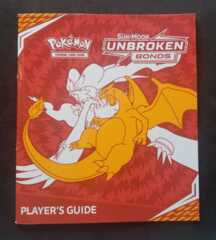 Pokemon Player's Guide - Unbroken Bonds