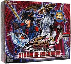 Storm of Ragnarok 1st Edition Booster Box