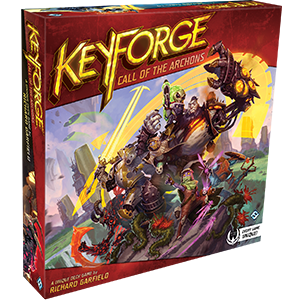 keyforge box art