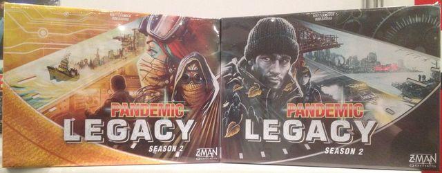 Pandemic Legacy (Season 2)