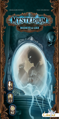 Mysterium Board Game Expansion Secrets & Lies