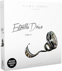 T.I.M.E Stories Estella Drive