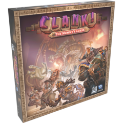 Clank! Board Game Expansion Mummy's Curse