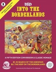 Original Adventures Reincarnated #1 Into the Borderlands
