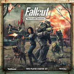 Fallout : Wasteland Warefare 2 Player Core Set