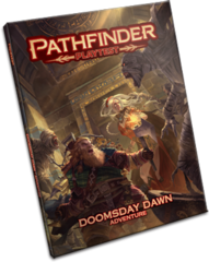 Pathfinder 2nd Edition - Doomsday Dawn Adventure
