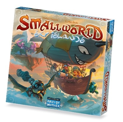 Small World Sky Islands Expansion