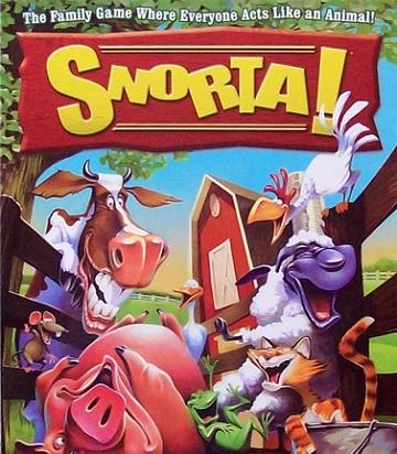 Snorta! Board Game