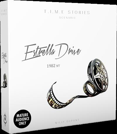 T.I.M.E Stories Estella Drive