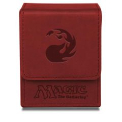 UltraPro Deck Box MtG Mana Flip - Red 2