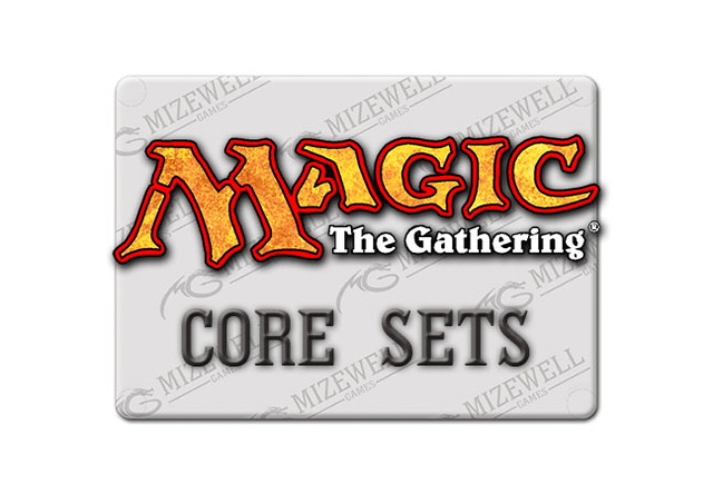 Magic core sets