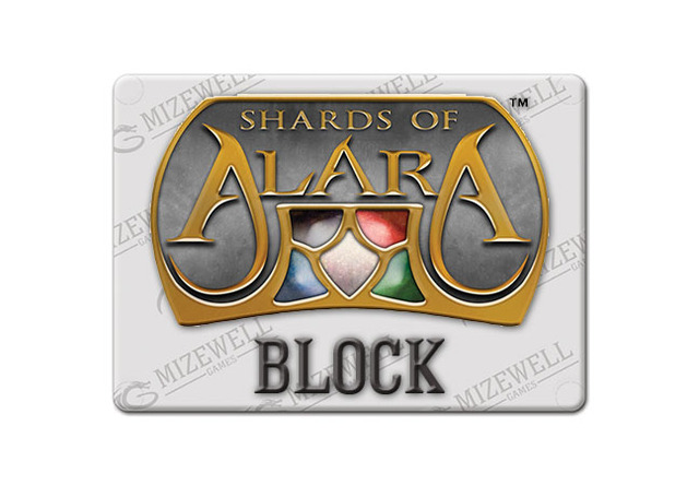 Shards of alara block