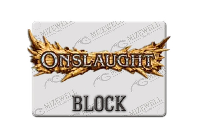 Onslaught block