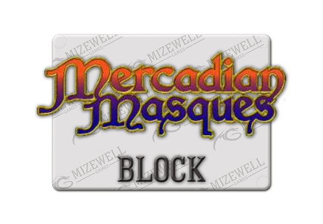 Masques block