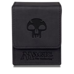 UltraPro Deck Box MtG Mana Flip - Black 2