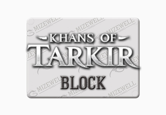 Khans of tarkir block