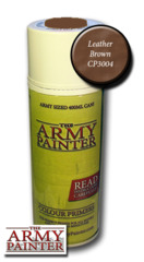 Army Painter - Color Primer: Leather Brown