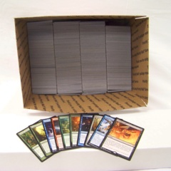 2000+Magic the Gathering Card Collection