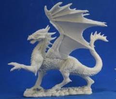 77329 Bones: Silver Dragon