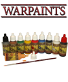 Army Painter - Warpaints: Wargaming Starting Paint Set