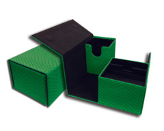 Legion Deck Box: Elder Dragon Lair - Green