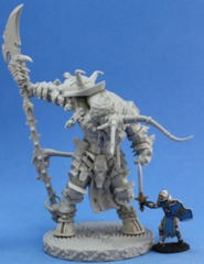 77376 Bones: Minotaur Demon Lord