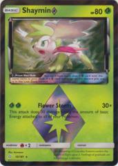 Shaymin - 10/181 - Prism Star Rare