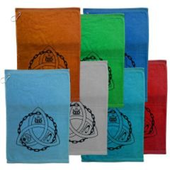 Trilogy Disc Golf Towel - Turquoise