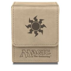 UltraPro Deck Box MtG Mana Flip - White 2