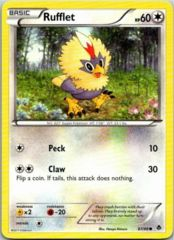 Rufflet - 87/98 - Common