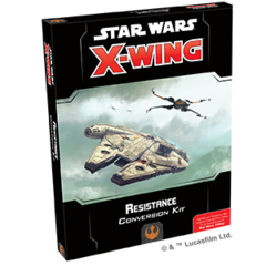 X-Wing 2: Resistance Conversion Kit