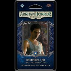 Arkham Horror Nathaniel Cho