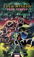 Legendary: Villains – A Marvel Deck Building Game: Fear Itself