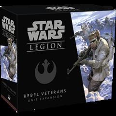 Rebel Veterans Unit Expansion
