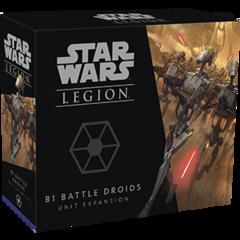 B1 Battle Droids Unit Expansion