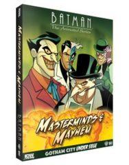 Batman: The Animated Series – Gotham City Under Siege: Masterminds & Mayhem
