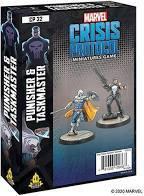 Marvel Crisis Protocol: Punisher & Taskmaster