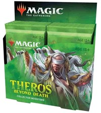 Theros Beyond Death - Collector Booster Pack Box