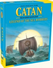 Catan: legend of the sea robbers